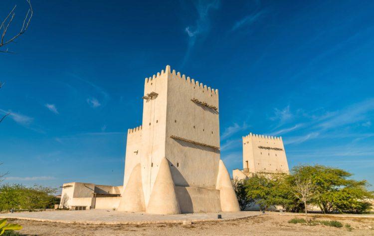 Форт Умм-Салал-Мохаммед - достопримечательности Катара