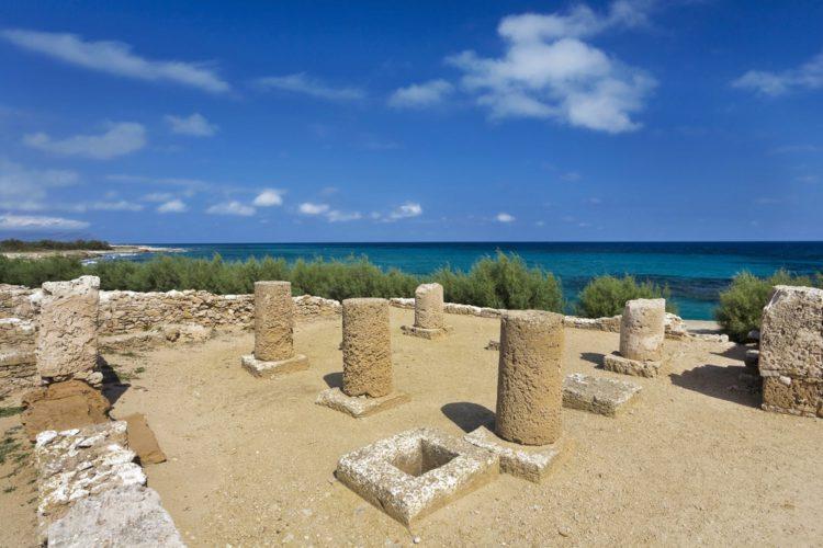 Древний город Керкуан - достопримечательности Туниса