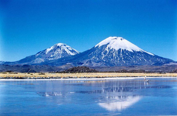 Национальный парк Лаука - достопримечательности Чили
