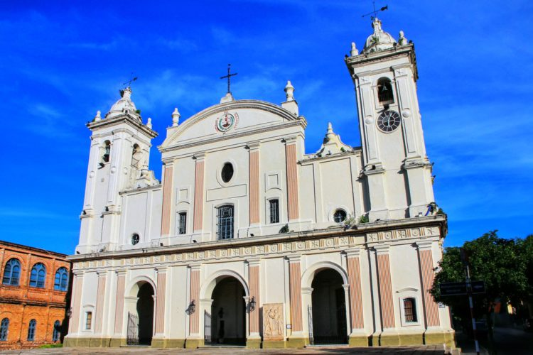 Кафедральный собор Асунсьона - достопримечательности Парагвая