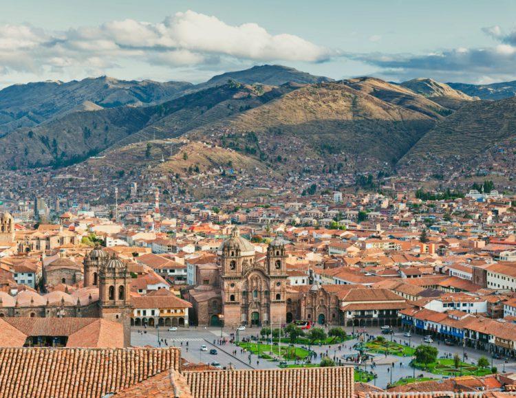 Город Куско - достопримечательности Перу