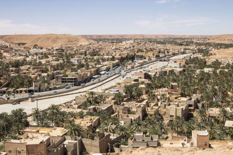 Долина Мзаб - достопримечательности Алжира