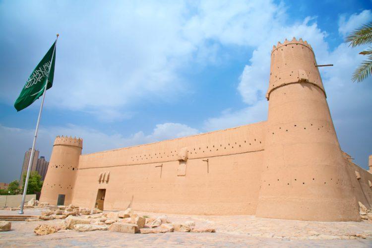 Крепость Масмак - достопримечательности Саудовской Аравии