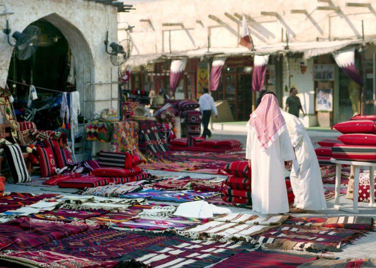 Рынок Сук-Вакиф - достопримечательности Катара