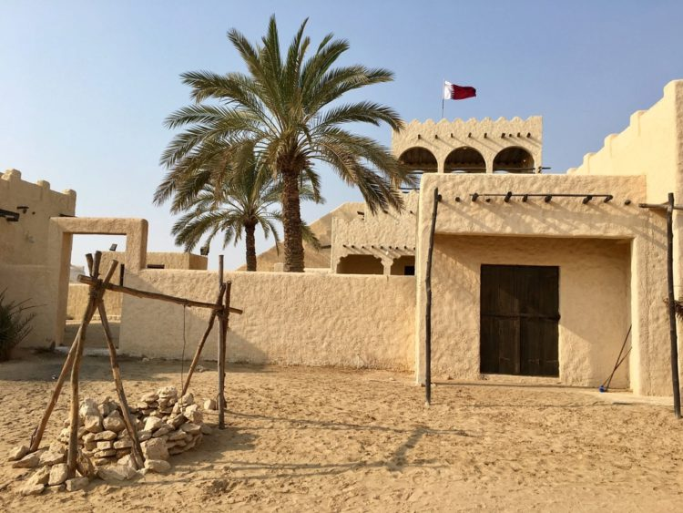 Этнографическая деревня «Катара» (Доха) - достопримечательности Катара