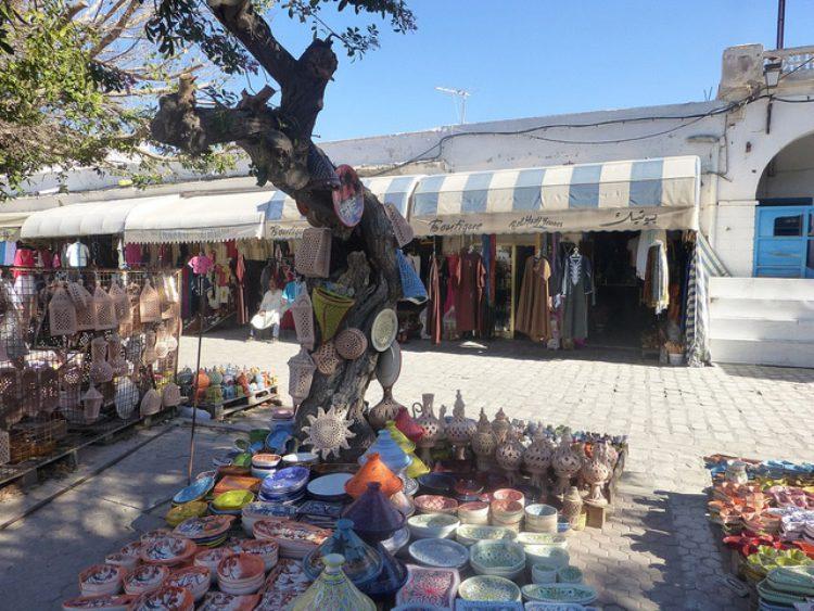 Деревня Геллала - достопримечательности Туниса