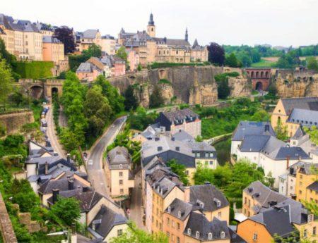 Лучшие достопримечательности Люксембурга