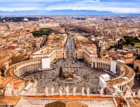Достопримечательности Ватикана: Топ-25 (МНОГО ФОТО)