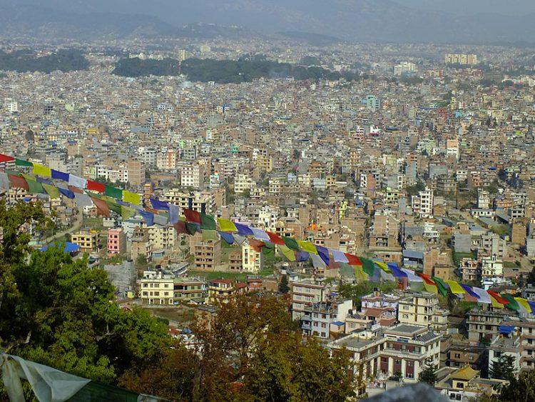 Город Катманду - достопримечательности Непала