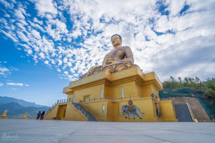 Будда Дорденма - достопримечательность Бутана
