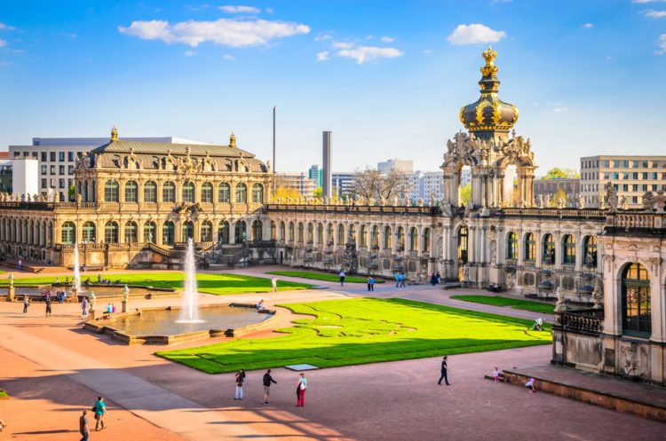 Достопримечательности Дрездена: Топ-20 (МНОГО ФОТО)