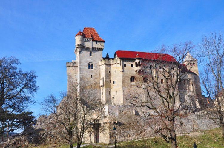 Замок Лихтенштейн - достопримечательности Вены