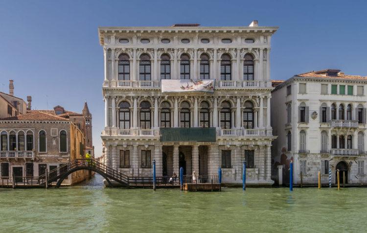 Дворец Ка-Реццонико - достопримечательности Венеции