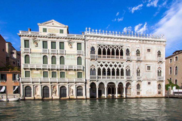 Палаццо Санта-София - достопримечательности Венеции