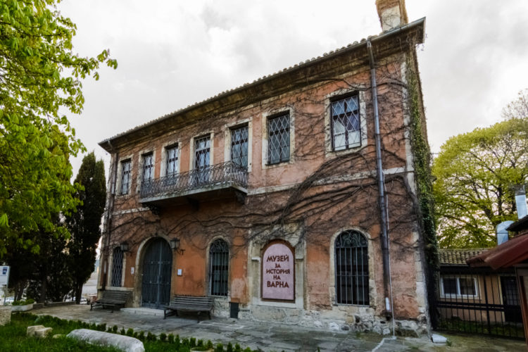Музей истории Варны - достопримечательности Варны