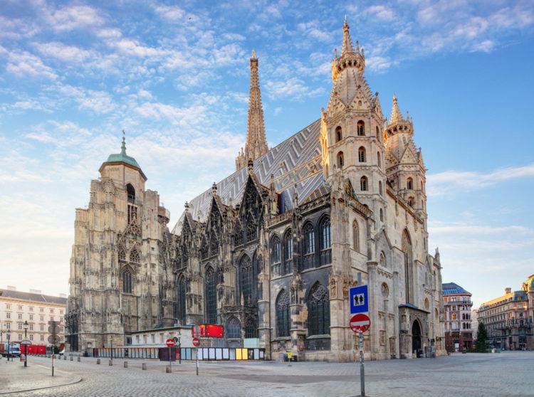 Собор Святого Стефана - достопримечательности Вены