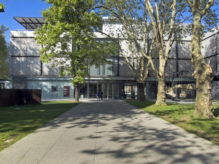 Музей изобразительных искусств - достопримечательности Бильбао