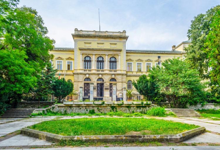 Археологический музей - достопримечательности Варны