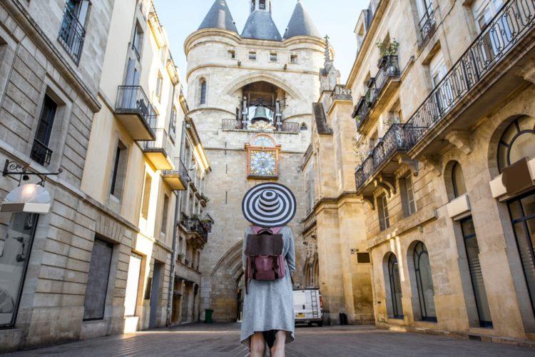 Башня Гросс-Клош - достопримечательности Бордо