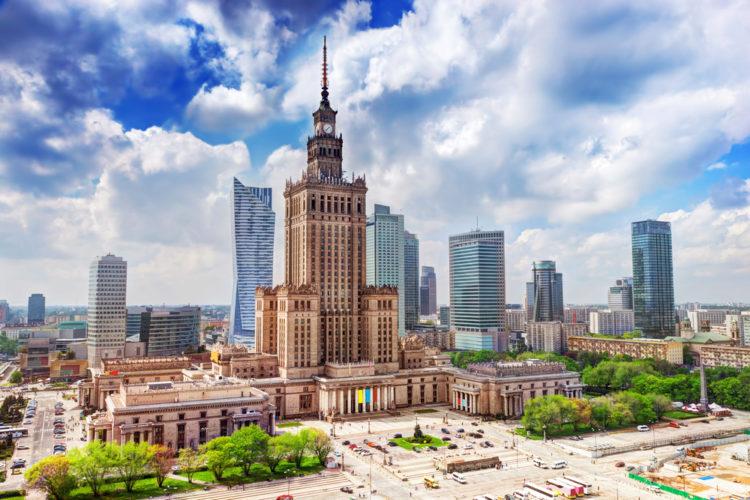 Дворец культуры и науки - достопримечательности Варшавы