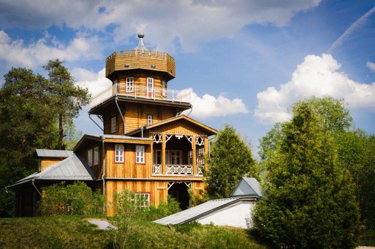 Музей-усадьба И. Е. Репина «Здравнёво» - достопримечательности Витебска