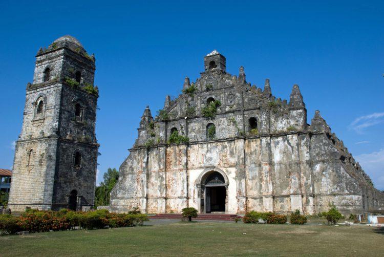 Церкви Филиппин в стиле барокко - достопримечательности Филиппин
