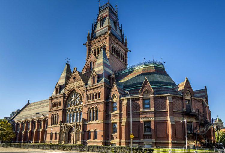 Гарвардский университет - достопримечательности Бостона