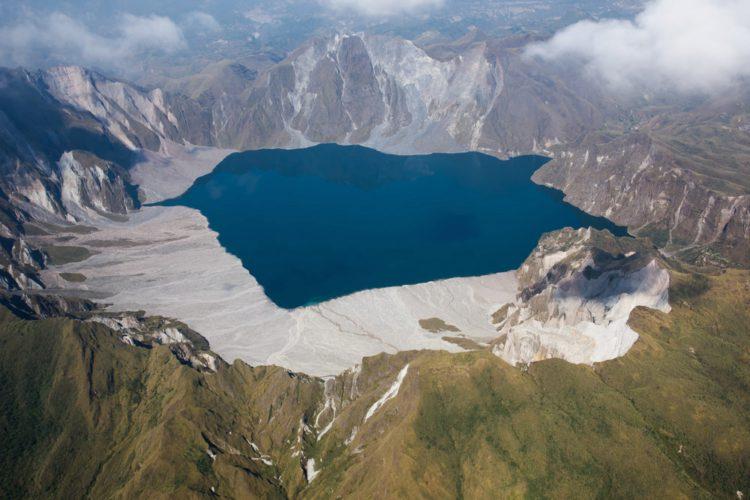 Вулкан Пинатубо - достопримечательности Филиппин