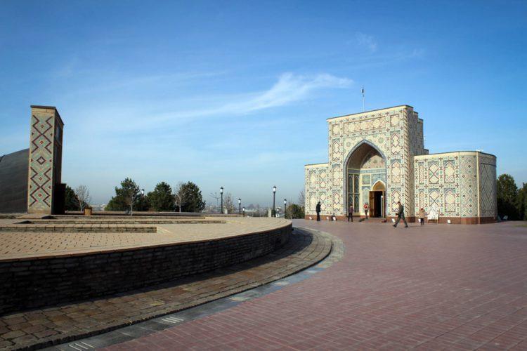 Обсерватория Улугбека - достопримечательности Узбекистана