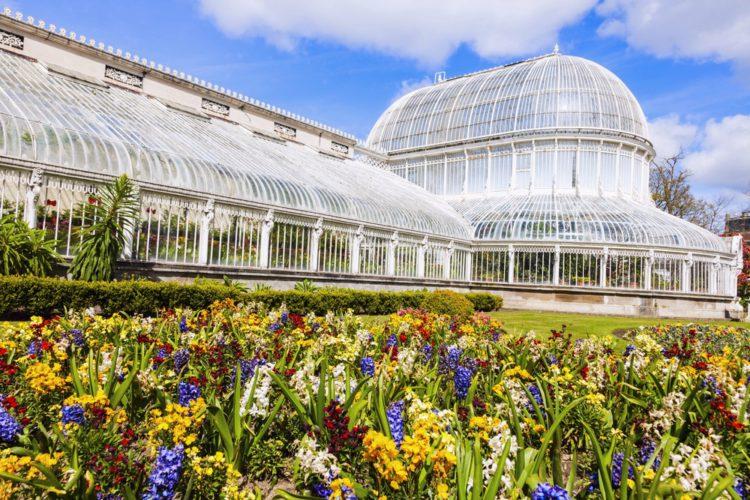 Ботанический сад - достопримечательности Белфаста