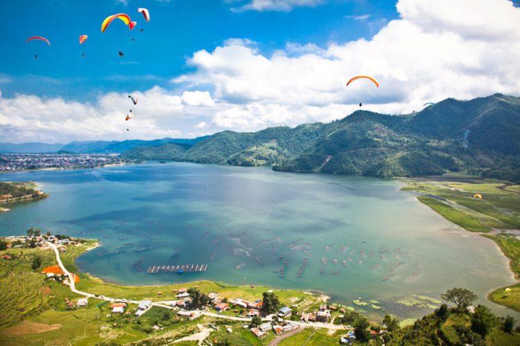 Озеро Пхева (Фева) - достопримечательности Непала