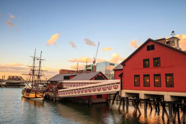Музей «Бостонское чаепитие» - достопримечательности Бостона