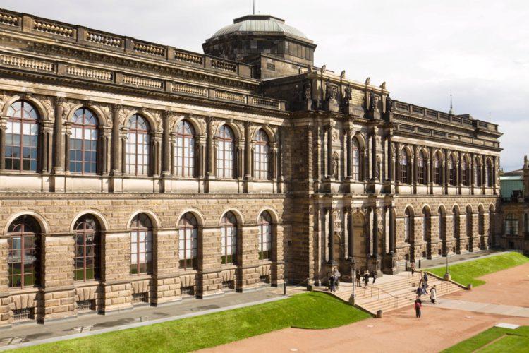 Дрезденская картинная галерея - достопримечательности Дрездена