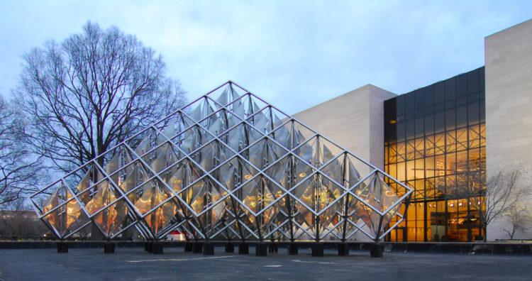 Музей воздухоплавания и астронавтики - достопримечательности Вашингтона