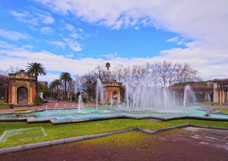 Парк Донья-Касильда-Итуррисар - Что посмотреть в Бильбао