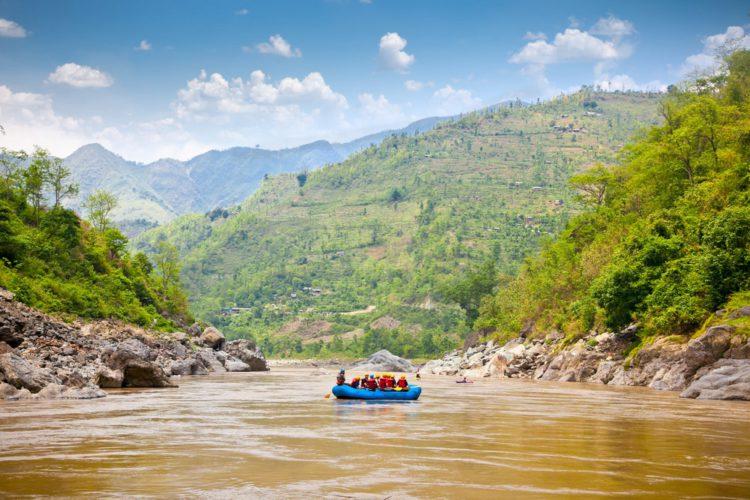 Рафтинг в Непале - Что посмотреть в Непале