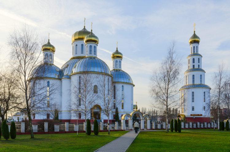 Свято-Воскресенский собор - достопримечательности Бреста
