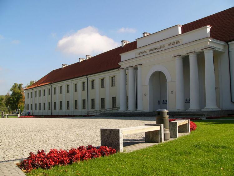 Национальный музей Литвы - достопримечательности Вильнюса