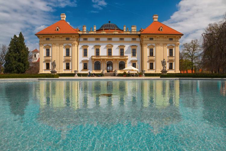 Замок Аустерлиц - достопримечательности Брно