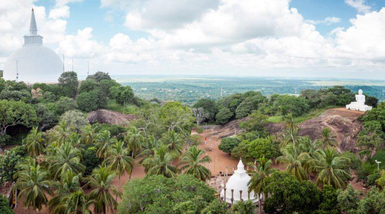 Горный парк Михинтале - достопримечательности Шри-Ланки