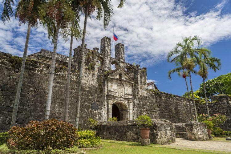 Форт Сан Педро - достопримечательности Филиппин