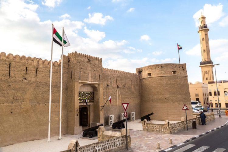 Музей Дубая - достопримечательности Дубая