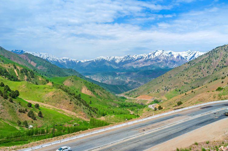 Ферганская долина - достопримечательности Узбекистана