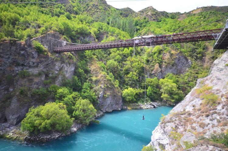 Мост Каварау - Что посмотреть в Новой Зеландии