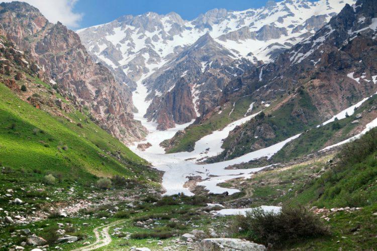 Горы Чимган - что посмотреть в Узбекистане