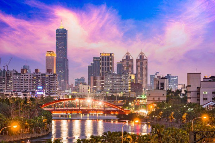 Река Любви - Что посмотреть в Тайване