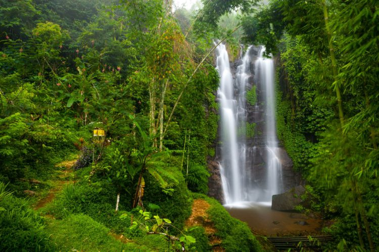 Водопад Мундук - достопримечательности Бали Бали все об бали бали отдых Достопримечательности Бали, что посмотреть на острове или наш ТОП-10 самых интересных мест 26 Munduk Waterfal e1526692472374