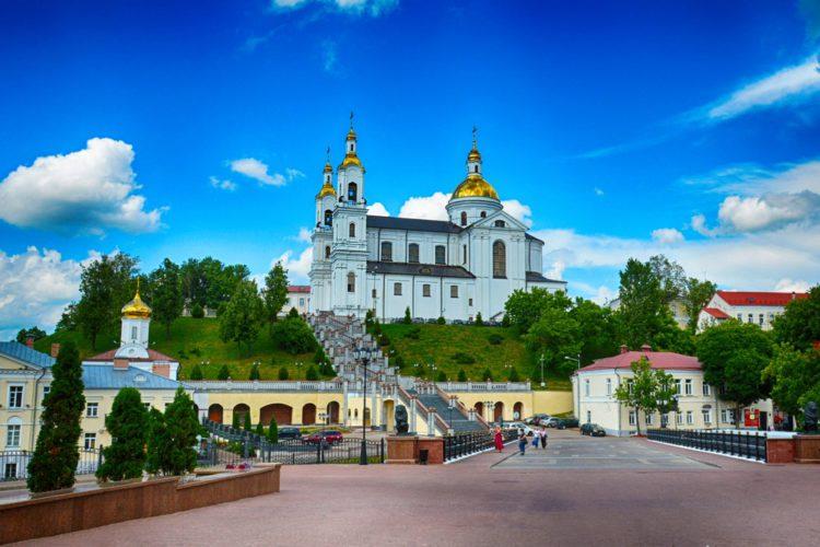Успенский собор - достопримечательности Витебска