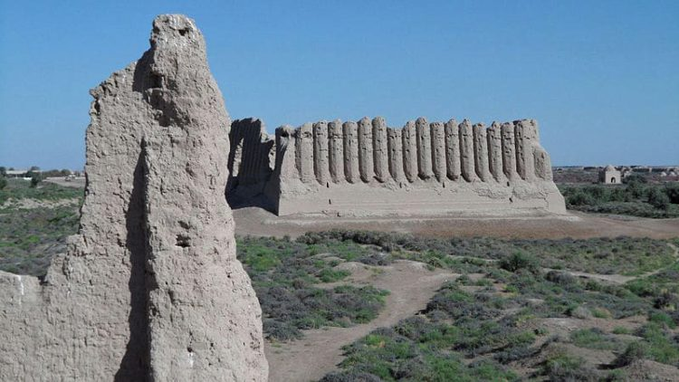 Древний город Мерв - достопримечательности Туркмении
