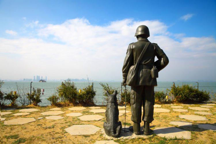 Архипелаг Цзиньмэнь - достопримечательности Тайваня